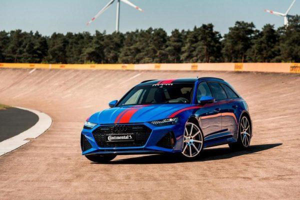 Audi RS6 MTM HotLap: Hat 1.000 PS einen Schaltungsarm?